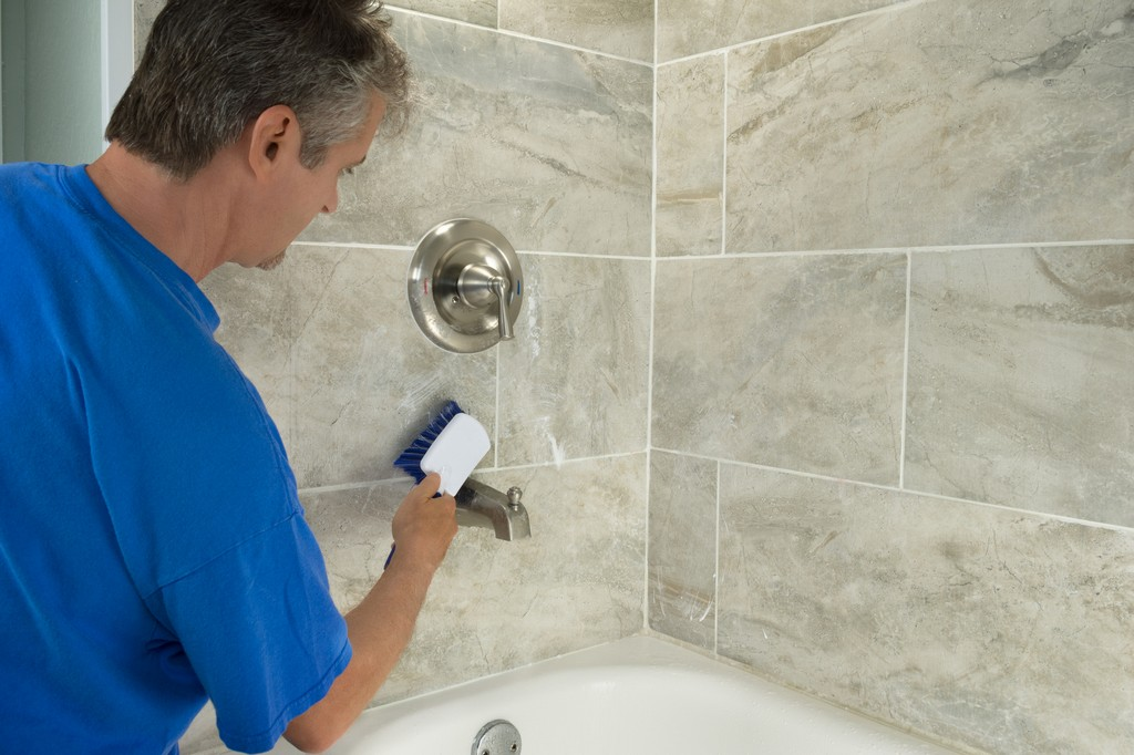 Telltale Signs You Need Grout Cleaning Services - Bathroom tile cleaning service