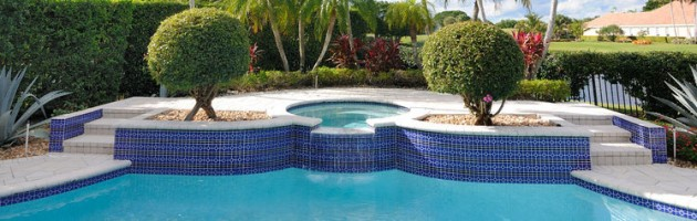 Revamp Your Pool By Brightening Up The Tiles and grout